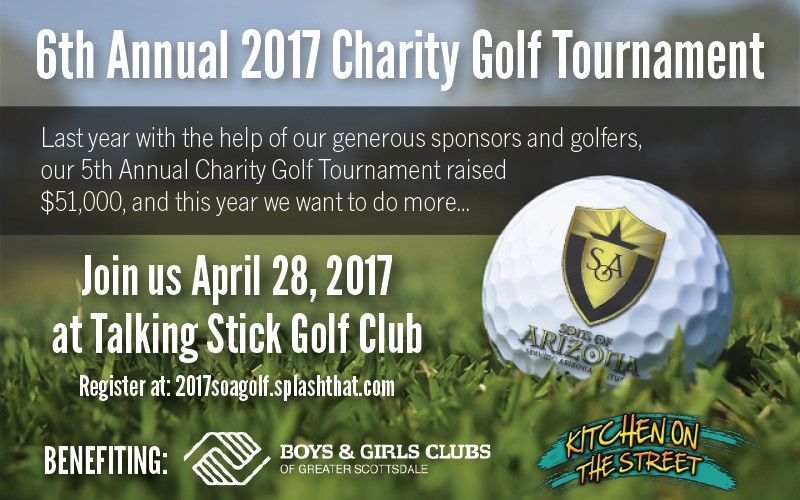 2017 charity tournament